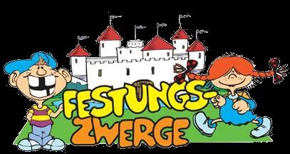 Logo der Festungszwerge Kufstein